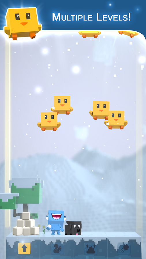 Keepy Ducky- screenshot