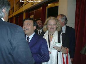 Photo: Piero Chiambretti -  Grand Prix di Pubblicità Italia 2004