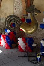 Photo: Ancien coq du clocher