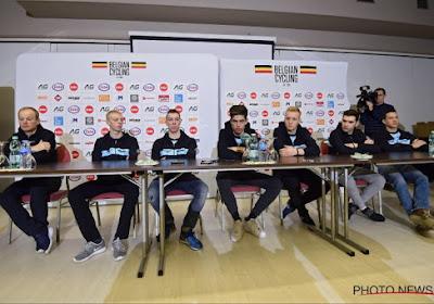 """Gespannen sfeer op Belgische persconferentie: """"Vraag het aan Kevin, hij kan het toch zo goed uitleggen"""""""