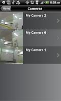 Screenshot of TWC IntelligentHome