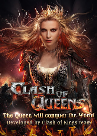 Clash of Queens:Dragons Rise 1.8.34 screenshot 628843