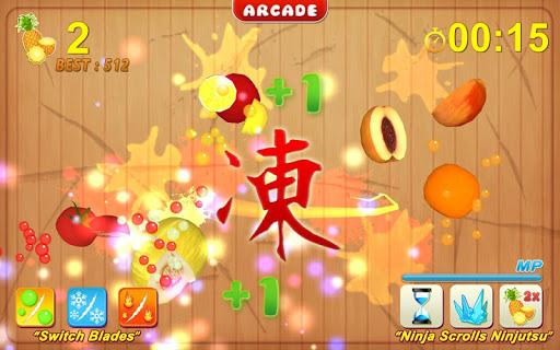 Fruit Cutting Game 2.8 4
