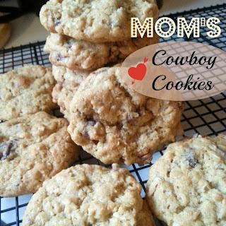 Mom's Cowboy Cookies