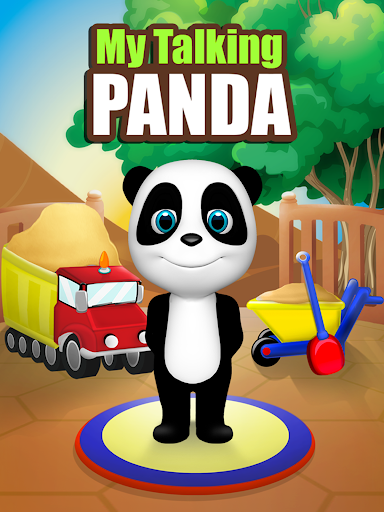 My Talking Panda - Virtual Pet Game 1.2.5 screenshots 1