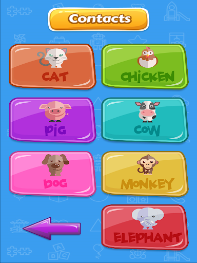 Toddler MyPhone 1.2 screenshots 15