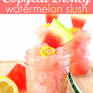 Healthy Slush Recipes