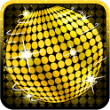 disco lights free icon