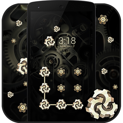 Mechanical Gear AppLock