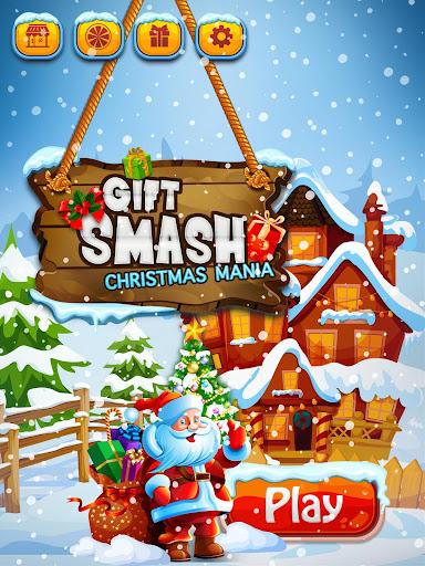 Gift Smash - Manie de Noël  captures d'écran 6