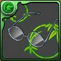 新八のメガネ