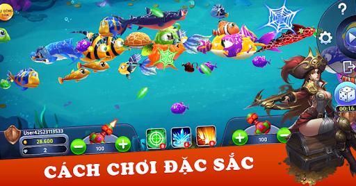 Bu1eafn Cu00e1 3D - Liu00ean Minh Huyu1ec1n Thou1ea1i 1.0.1 screenshots 2