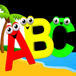ABC 123 Animals Fruits Months for Kids icon