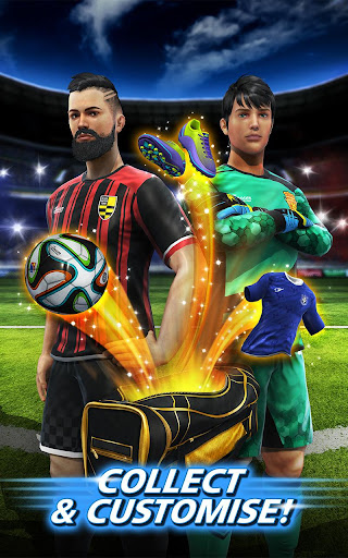 Football Strike - Multiplayer Soccer  gameplay | by HackJr.Pw 4