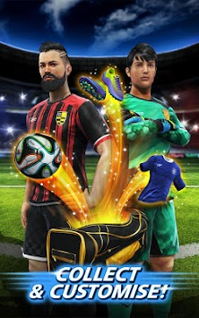 Fotbal Strike - Multiplayer Soccer APK screenshot thumbnail 4