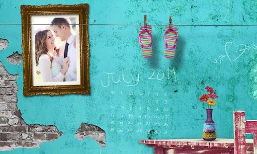 Summer Photo Frames - náhled