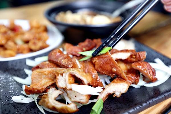豐原平價台菜料理 ㄎㄠ一杯臺菜熱炒 雙人套餐$300 道地功夫菜 芋頭鴨 酥脆肥腸好涮嘴
