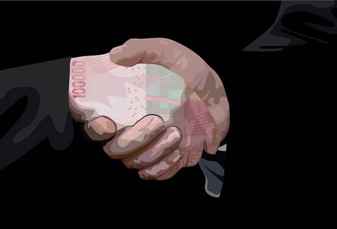 Terseret dugaan korupsi APBDes, Kades dan Kaur keuangan Desa Wonosari Ngawi ditetapkan sebagai tersangka