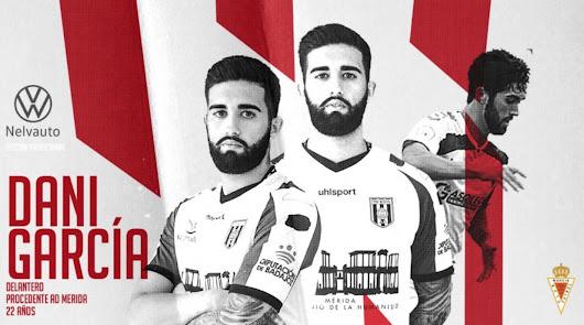 Dani García ficha por el Real Murcia