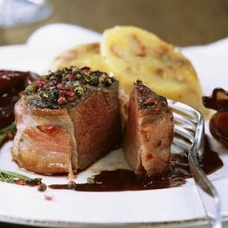 Gourmet Venison Steaks.