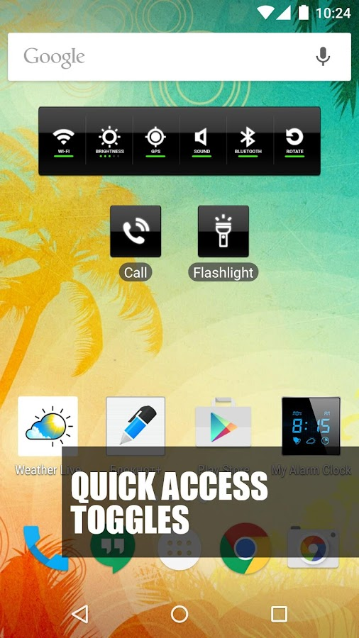Widgets by Pimp Your Screen- screenshot