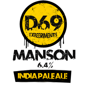 Logo of D69 Exbeeriments Manson