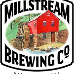 Mill Stream Schild Brau