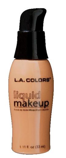 Base L.A Colors Creamy Cocoa