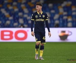 Serie A : Busi et Dierckx prennent l'eau contre Crotone, Berardi offre la victoire à Sassuolo