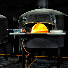 Pizza oven by Tran Ngoc Phuc Ngoctiendesign - Food & Drink Cooking & Baking