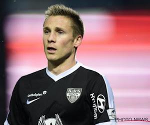 """Nils Schouterden retrouve un stade qu'il connaît par cœur : """"Toujours un plaisir d'aller là-bas"""""""