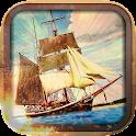 Survival Pirates Battleship 3D icon