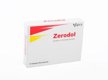 Zerodol 100Mg Tabletas Caja