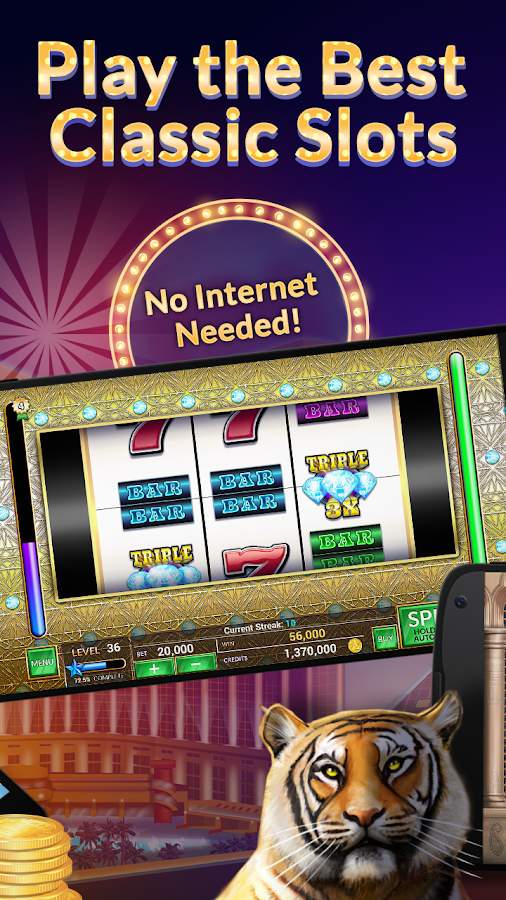Play Free & Fun Slots Games- screenshot