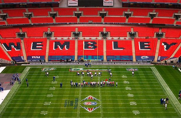 NFL espera que Brexit no afecte los partidos en Londres
