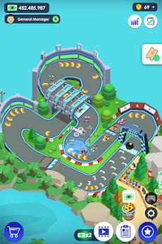 《Idle Theme Park》- 素敵なテーマパークを建てようのおすすめ画像5