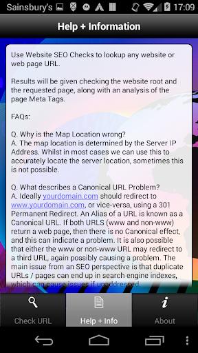 玩免費工具APP|下載Website SEO Checks app不用錢|硬是要APP