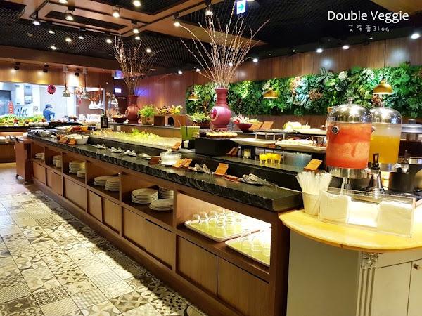 Double Veggie(捷絲旅站前店) 蔬食百匯~蔬食、素食,全部吃到飽!!