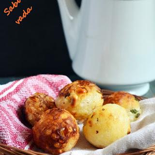 No deep fry sabudana vada recipe | Sabudana vada in paniyaram/appe pan