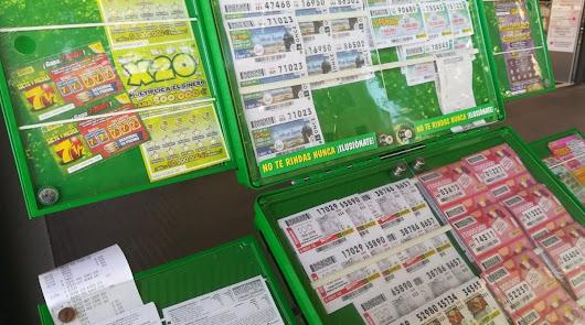La ONCE deja mas de 300.000 euros en 10 cupones vendidos en El Ejido