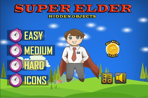 Super Elder Hidden Objects
