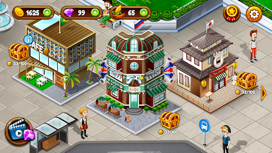 Cafe Panic: Cooking Restaurant 7