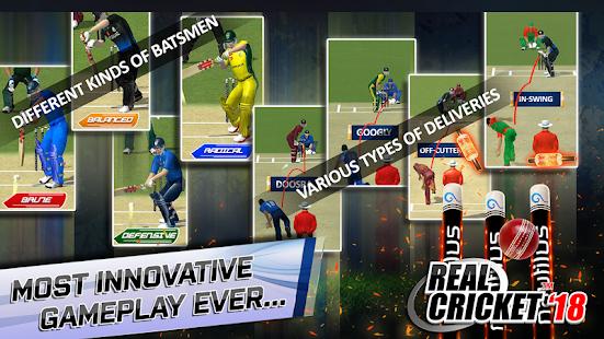 real cricket game download mod apk
