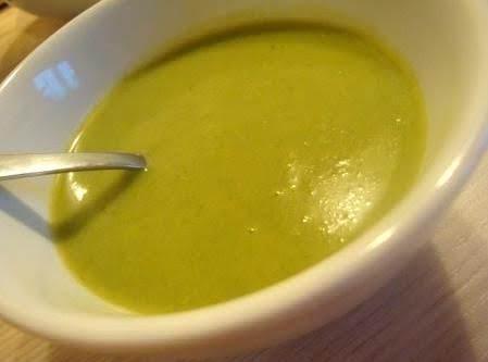 Romaine Lettuce Soup
