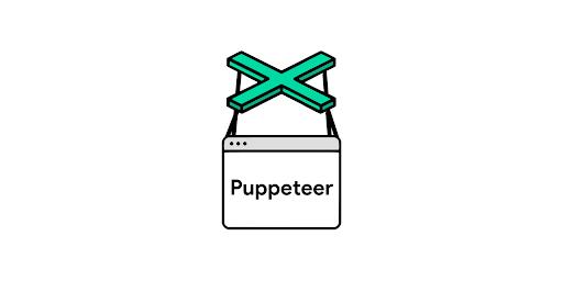 Chrome Puppeteer logo