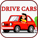 Learn to drive easy. Driving manual icon