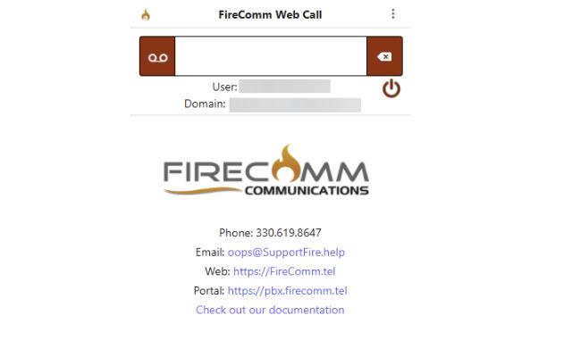 FireComm WebCall