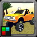 Offroad hd 4x4 car simulator icon