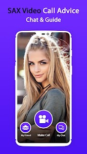 SAX Free Video Call Guide & Video Chat Advice 2020App Latest Version  Download For Android 5
