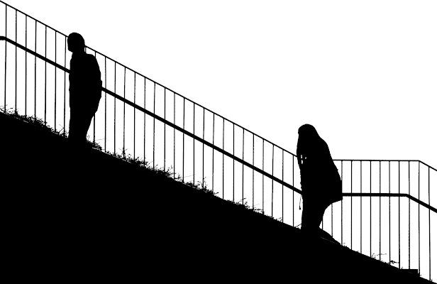 Un percorso in salita di gaspare_aita
